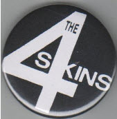 4 SKINS - 4 SKINS BUTTON / BOTTLE OPENER / KEY CHAIN /