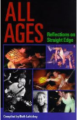 BOOK - ALL AGES (REFLECTIONS ON STRAIGHT EDGE)