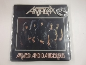ANTHRAX - ARMED & DANGEROUS