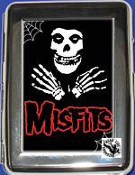 MISFITS - GHOST CARD CASE
