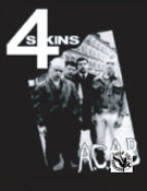 4 SKINS - ACAB BACK PATCH