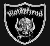 MOTORHEAD - MOTORHEAD SHIELD TRAILER HITCH COVER