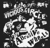 ABRASIVE WHEELS - VICIOUS CIRCLE PATCH