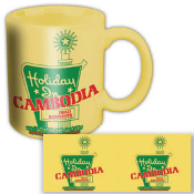 DEAD KENNEDYS - HOLIDAY IN CAMBODIA MUG