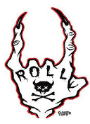 PIGORS STICKER - ROCK STICKER