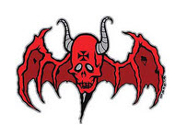 PIGORS STICKER - DEVIL BAT STICKER
