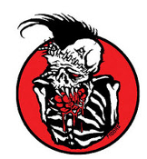 PIGORS STICKER - BRAIN EATER STICKER