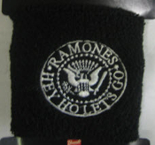 RAMONES - PRESIDENTIAL SEAL WRISTBANDS