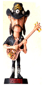 LEMMY KILMISTER OF MOTORHEAD - THROBBLEHEAD