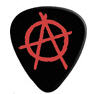 GUITAR PICKS - ANARCHY (PACK OF 12)