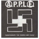 APPLE - DISINTEGRATE THE CHURCH & STATE