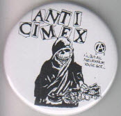 ANTI CIMEX - RAPED ASS BUTTON / BOTTLE OPENER / KEY CHAIN / MAGN