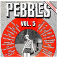COMPILATION LP - PEBBLES VOL 5