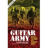 BOOK - GUITAR ARMY BY JOHN SINCLAIR