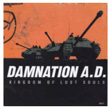 DAMNATION AD - KINGDOM OF LOST SOULS (COLOR)