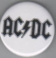 AC/DC - AC/DC BUTTON / BOTTLE OPENER / KEY CHAIN /