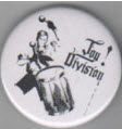 JOY DIVISION - DRUMMER BUTTON PIN / BOTTLE OPENER / KEY CHAIN