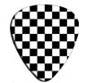 GUITAR PICKS - SKA CHECK (PACK OF 12)