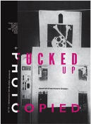 BOOK - FUCKEP UP & PHOTOCOPIED (HARD COVER)