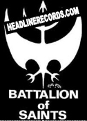 BATTALION OF SAINTS - LOGO POSTER
