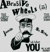 ABRASIVE WHEELS - I WANT YOU PATCH