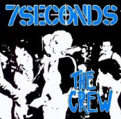 7 SECONDS - THE CREW BUTTON PIN