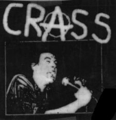 CRASS - STEVE IGNORANT PATCH