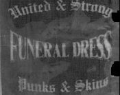 FUNERAL DRESS - UNITED & PROUD PATCH