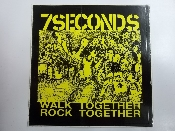 7 SECONDS - OUR CORE STICKER