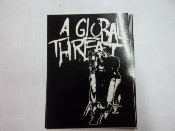A GLOBAL THREAT - SPRAY STICKER