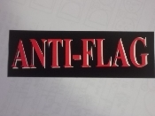 ANTI FLAG - ANTI FLAG STICKER