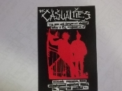 CASUALTIES - THE NEW STICKER