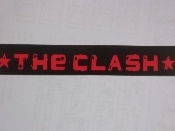 CLASH - CLASH WITH STARS STICKER