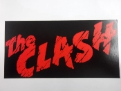 CLASH - THE CLASH STICKER