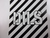 DILS - DILS STICKER