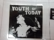 YOUTH OF TODAY - RAY PATCH