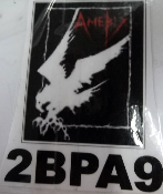 AMEBIX - EAGLE BACK PATCH