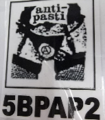ANTI PASTI - BIKINI BACK PATCH