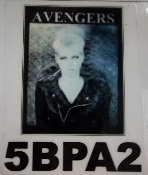 AVENGERS - PENELOPE BACK PATCH