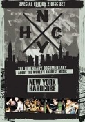 COMPILATION DVD - NYHC DVD
