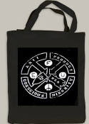 ANTI PRODUCT - LOGO TOTE BAG