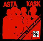 ASTA KASK - FOR KUNG & FOSTERLAND BACK PATCH