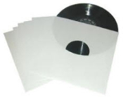 LP PAPER INNERSLEEVES (PACK OF 50)