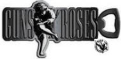 GUNS & ROSES - CHERUB BOTTLE OPENER