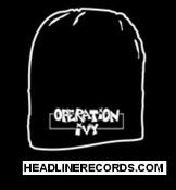 OPERATION IVY - LOGO BEANIE