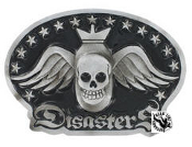 BELT BUCKLE - DISASTER BELT BUCKLE