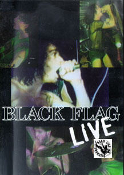 BLACK FLAG - LIVE DVD