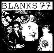 BLANKS 77 - BAND PICTURE PATCH