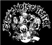 EXTREME NOISE TERROR - RONALD PATCH