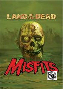 MISFITS - LAND OF THE DEAD POSTER